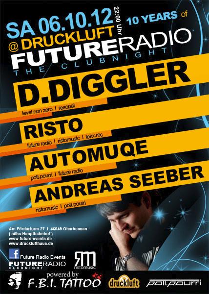 10 Years of Future Radio